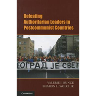 Defeating Authoritarian Leaders in Post-Communist Countries (BOK)