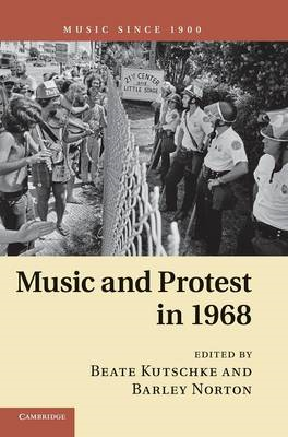Music and Protest in 1968 (BOK)