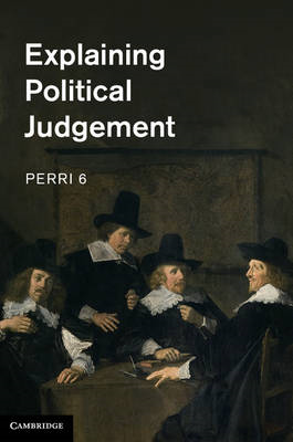 Explaining Political Judgement (BOK)