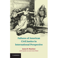 Failures of American Civil Justice in International Perspective: International Insights (BOK)