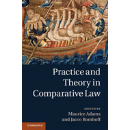 Practice and Theory in Comparative Law (BOK)