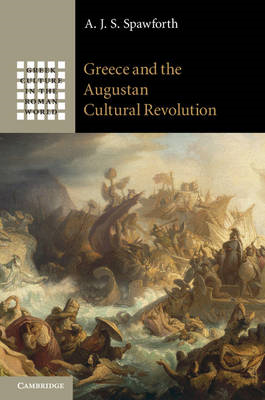 Greece and the Augustan Cultural Revolution (BOK)