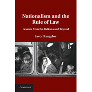 Nationalism and the Rule of Law (BOK)