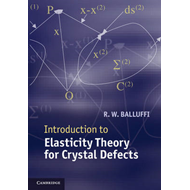 Introduction to Elasticity Theory for Crystal Defects (BOK)