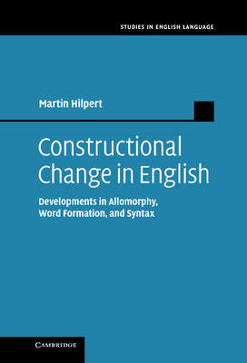 Constructional Change in English (BOK)