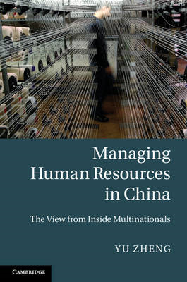 Managing Human Resources in China (BOK)
