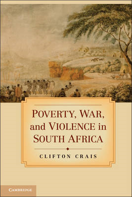 Poverty, War, and Violence in South Africa (BOK)