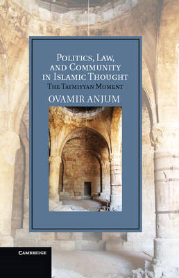 Politics, Law, and Community in Islamic Thought: The Taymiyyan Moment (BOK)