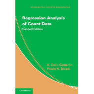 Regression Analysis of Count Data (BOK)