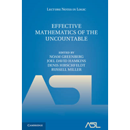 Effective Mathematics of the Uncountable (BOK)