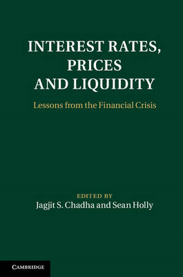 Interest Rates, Prices and Liquidity: Lessons from the Financial Crisis (BOK)
