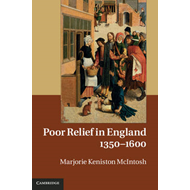 Poor Relief in England, 1350-1600 (BOK)