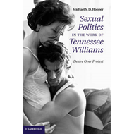 Sexual Politics in the Work of Tennessee Williams: Desire Over Protest (BOK)