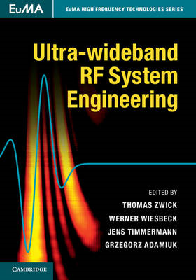 Ultra Wideband RF System Engineering (BOK)