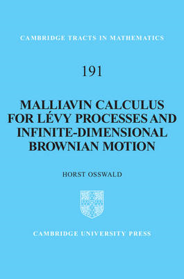 Malliavin Calculus for Levy Processes and Infinite-Dimensional Brownian Motion (BOK)