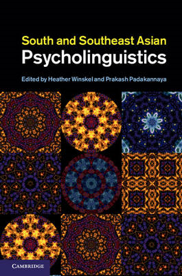 South and Southeast Asian Psycholinguistics (BOK)