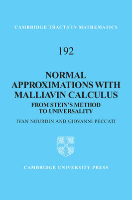 Normal Approximations with Malliavin Calculus (BOK)