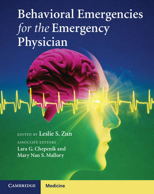 Behavioral Emergencies for the Emergency Physician (BOK)