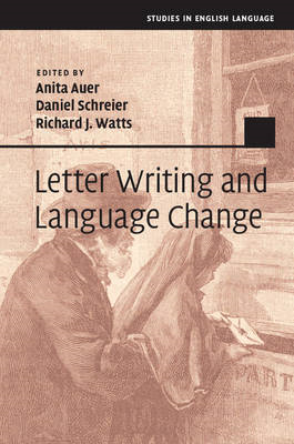 Letter Writing and Language Change (BOK)