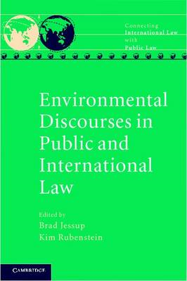 Environmental Discourses in Public and International Law (BOK)