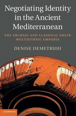 Negotiating Identity in the Ancient Mediterranean (BOK)