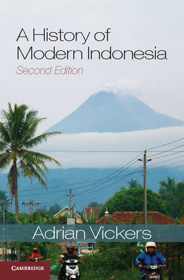 History of Modern Indonesia (BOK)
