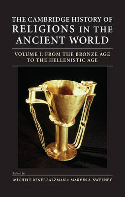 Cambridge History of Religions in the Ancient World 2 Volume Hardback Set (BOK)