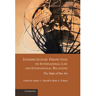 Interdisciplinary Perspectives on International Law and Inte (BOK)