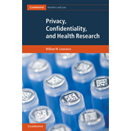 Privacy, Confidentiality, and Health Research (BOK)
