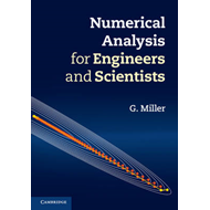 Numerical Analysis for Engineers and Scientists (BOK)