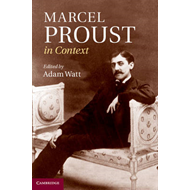 Marcel Proust in Context (BOK)