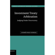 Investment Treaty Arbitration (BOK)
