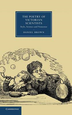 The Poetry of Victorian Scientists: Style, Science and Nonsense (BOK)