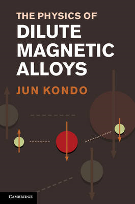 The Physics of Dilute Magnetic Alloys (BOK)