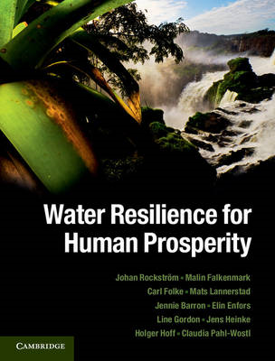 Water Resilience for Human Prosperity (BOK)
