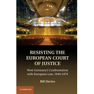 Resisting the European Court of Justice (BOK)