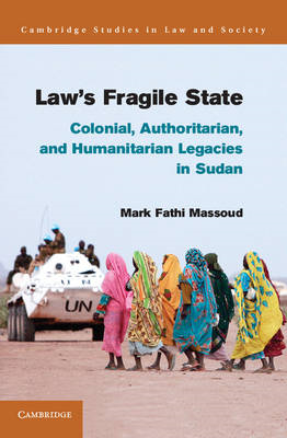 Law's Fragile State (BOK)