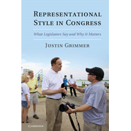 Representational Style in Congress (BOK)