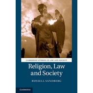 Religion, Law and Society (BOK)