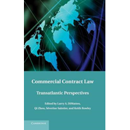 Commercial Contract Law (BOK)