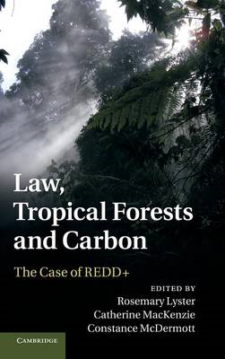 Law, Tropical Forests and Carbon (BOK)