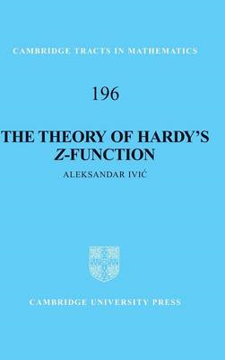 Theory of Hardy's Z-Function (BOK)