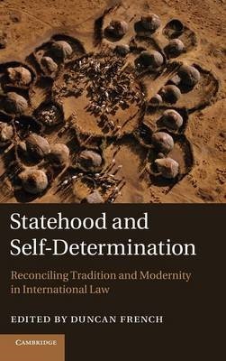 Statehood and Self-Determination (BOK)