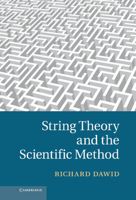 String Theory and the Scientific Method (BOK)
