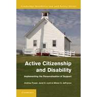 Active Citizenship and Disability: Implementing the Personalisation of Support (BOK)