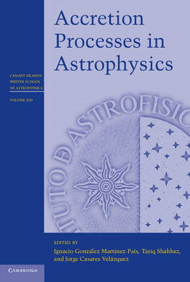 Accretion Processes in Astrophysics (BOK)