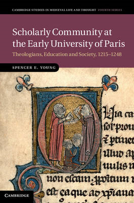 Scholarly Community at the Early University of Paris (BOK)