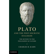 Plato and the Post-Socratic Dialogue (BOK)