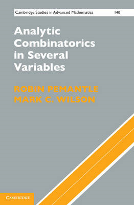 Analytic Combinatorics in Several Variables (BOK)