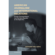 American Journalism and International Relations (BOK)